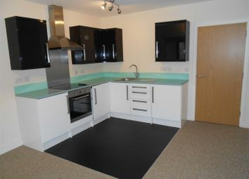 Thumbnail 2 bed flat to rent in Friars Street, Hereford
