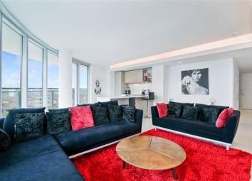 Thumbnail 3 bedroom flat for sale in Hoola, 1 Tidal Basin Road, Royal Docks, London