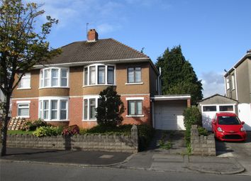 Thumbnail Semi-detached house for sale in St Fagans Road, Fairwater, Cardiff