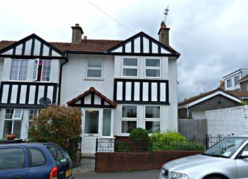 Thumbnail 3 bed end terrace house for sale in Malvern Road, Brislington, Bristol