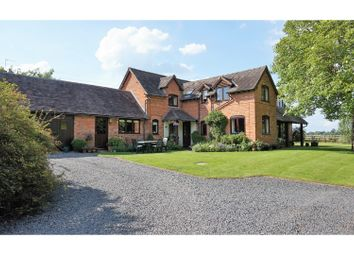 Thumbnail 4 bed country house for sale in Evesham Road, Church Lench