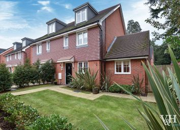 Thumbnail 4 bedroom semi-detached house for sale in Duckworth Drive, Leatherhead