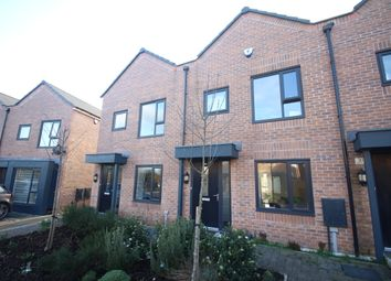 Thumbnail 2 bed terraced house for sale in Siskin Road, Cottam, Preston
