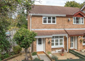 Thumbnail 2 bed end terrace house to rent in Nightingale Drive, Totton, Southampton