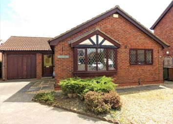 Thumbnail 3 bed detached bungalow for sale in Shaw Drive, Grimsby