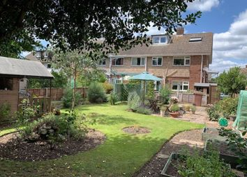 Thumbnail 3 bed duplex for sale in Springfield Park, Twyford, Reading