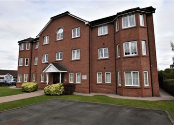 Thumbnail 2 bed flat for sale in Hornby Drive, Congleton