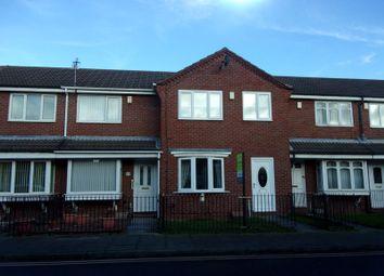 3 bed terraced house for sale in Hunter's Court, Wallsend NE28