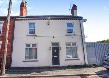 Thumbnail 3 bedroom end terrace house for sale in Ashfield Street, Lincoln