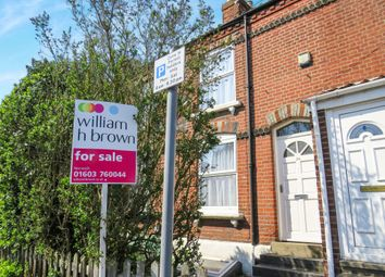 2 bed terraced house for sale in Albany Road, Norwich NR3