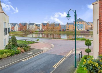 Thumbnail 2 bedroom flat for sale in Mid Water Crescent, Hampton Vale, Peterborough