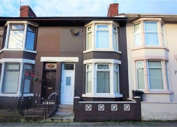 Thumbnail 2 bed terraced house for sale in Gonville Road, Bootle