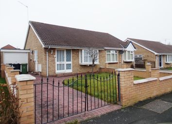Thumbnail 2 bed bungalow for sale in Glanton Close, Gateshead