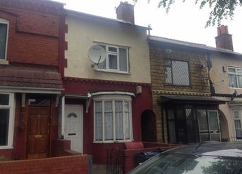 Thumbnail 2 bed terraced house for sale in Whitacre Road, Birmingham