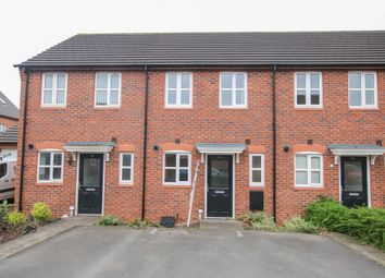 Thumbnail 2 bed terraced house to rent in Jersey Close, Coventry