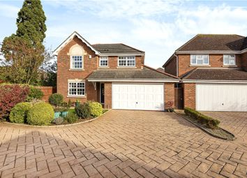 Thumbnail 4 bed detached house for sale in Manor Park, Staines-Upon-Thames, Surrey