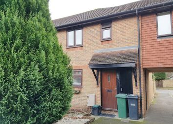 Thumbnail Terraced house to rent in Hilton Court, Horley