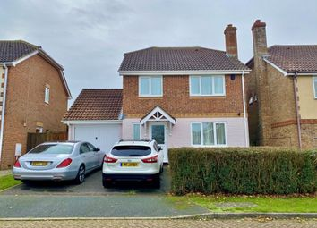 4 bed detached house for sale in Wheelwright Close, Eastbourne BN22