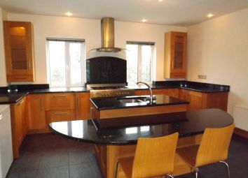 Thumbnail 3 bedroom semi-detached house to rent in Hen Gei Llechi, Y Felinheli, Gwynedd