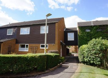 Thumbnail 4 bed semi-detached house for sale in Eagle Court, Hertford