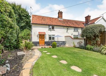 Thumbnail 3 bed semi-detached house for sale in Common Road, Bressingham, Diss