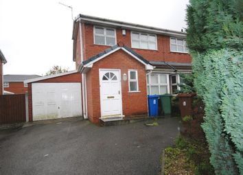 Thumbnail 3 bedroom semi-detached house to rent in Bolton Road, Ashton-In-Makerfield, Wigan