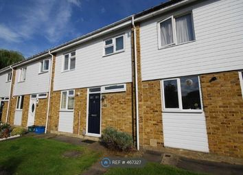 Thumbnail 3 bed terraced house to rent in Hither Field, Ware