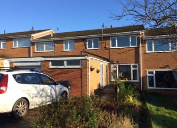 Thumbnail 3 bed terraced house for sale in Clivedon Road, Connahs Quay, Deeside