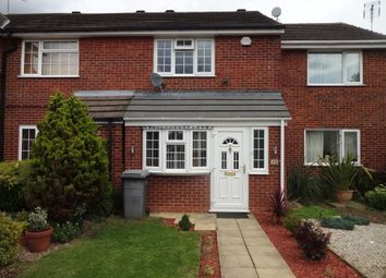 Thumbnail 2 bed terraced house for sale in Lyle Close, Leicester, Leicestershire