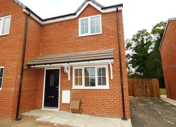 Thumbnail 2 bed semi-detached house to rent in Clifton Park Rise, Rotherham