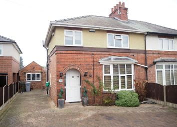 Thumbnail 4 bedroom semi-detached house for sale in Lincoln Road, Newark