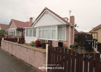 Thumbnail 2 bed detached bungalow for sale in Garford Road, Rhyl