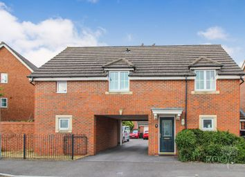 Thumbnail 1 bed flat for sale in Artillery Drive, Thatcham