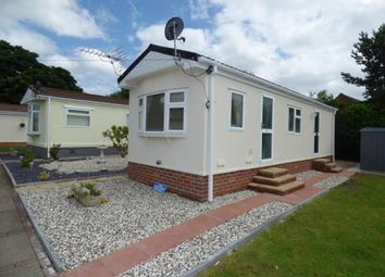 Thumbnail 1 bed bungalow for sale in Boars Leigh Park, Bosley, Macclesfield, Cheshire