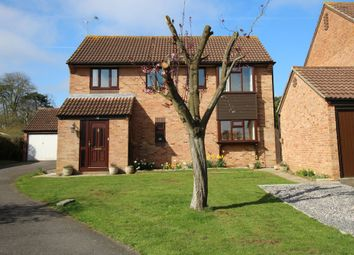 Thumbnail 4 bed detached house for sale in Littlecote Road, Chippenham