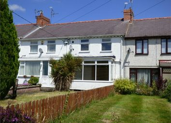 2 bed terraced house for sale in Pleasant Villas, Caego, Wrexham LL11