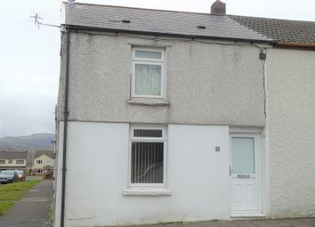 Thumbnail 2 bed end terrace house for sale in Morse Row, Bryncethin, Bridgend.