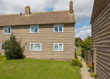 Thumbnail 3 bed semi-detached house for sale in 3 Woodland Cottages, Woodland Road, Lyminge, Folkestone, Kent