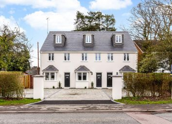 Thumbnail 4 bed end terrace house for sale in Fernbank Road, Ascot