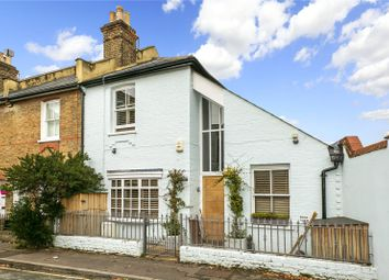 Thumbnail 2 bed end terrace house for sale in Worple Way, Richmond