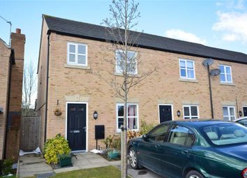 Thumbnail 2 bed end terrace house for sale in Ashton Close, Swanwick, Alfreton