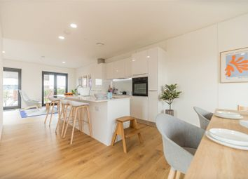 Thumbnail 4 bed semi-detached house for sale in Plot 2, Lockhart Way At Inholm, Stirling Road, Northstowe, Cambridge