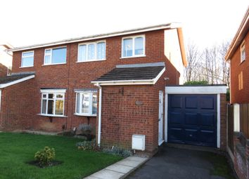 Thumbnail 3 bed semi-detached house for sale in Quince, Tamworth