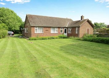 Thumbnail 4 bed bungalow for sale in Main Street, Ewerby, Sleaford