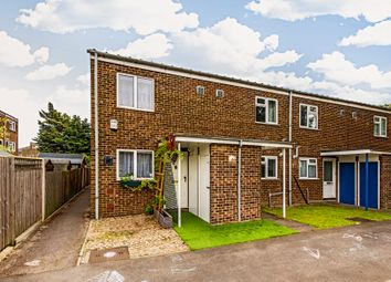 Thumbnail 2 bedroom end terrace house for sale in Deepwell Close, Off Hartham Road, Isleworth