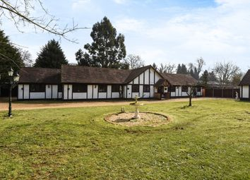 Thumbnail 5 bed detached bungalow for sale in Black Lake Close, Egham
