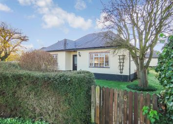 Thumbnail 3 bed detached bungalow to rent in High Street, Hemingford Grey, Huntingdon