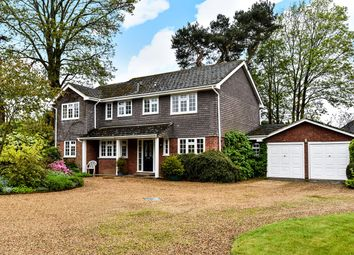 4 bed detached house for sale in Edgedale Close, Crowthorne RG45