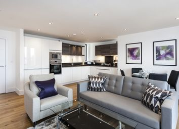 Thumbnail 2 bed flat to rent in 17 Faraday Road, London