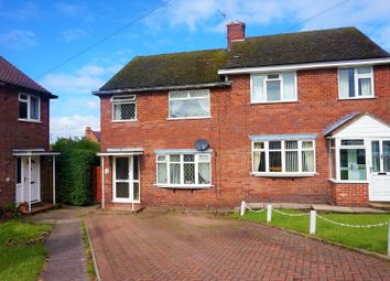 Thumbnail 3 bed semi-detached house for sale in Johnson Crescent, Kingsley, Stoke-On-Trent